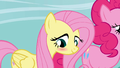 Fluttershy blushing S1E14.png
