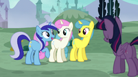 Minuette -I always liked her- S5E12