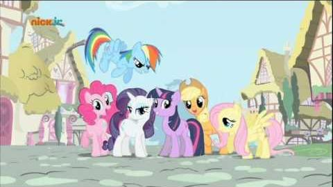My Little Pony Freundschaft ist Magie Intro German