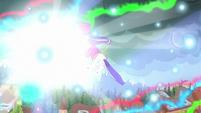 Past flies into a bright light S06E08