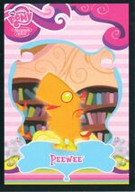 Peewee Enterplay series 1 trading card