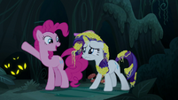 "Pinkie Pie ""abso-tively be able to help!"" S7E19"