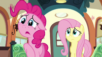 Pinkie Pie --thinking about everypony-- S6E18