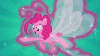 Pinkie Pie becoming a Breezie S4E16