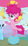 Pinkie Pie como una potrilla ID T4E12