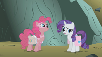Pinkie Pie covered in dirt S1E07