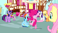 Pinkie Pie standing on one hoof S4E12.png