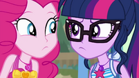 Pinkie and Twilight get another question wrong EGDS21