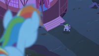 Rainbow watching Twilight S1E2