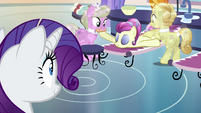 Rarity -this is spectacular- S03E12