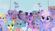 S01E03 Kucyki dopingują Rainbow Dash