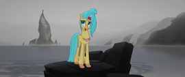 """Skystar """"talked things over with Shelly and Sheldon"""" MLPTM"""