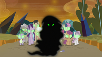 Sombra leads the army as cloud of smoke S9E2