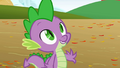 Spike gets to be an announcer S1E13.png