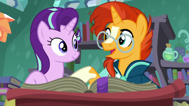 """File:Sunburst """"if we do it just right"""" S7E1.png"""