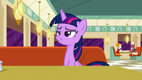Twilight --I think she handled it all right-- S6E9
