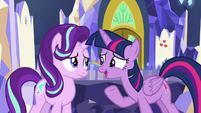 Twilight -for all we know, it's something small- S7E10