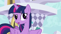 Twilight -you two know each other-- S5E12