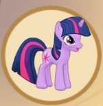 Twilight Sparkle MLP Gameloft