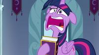 Twilight Sparkle at stress level six S9E1