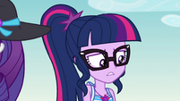 Twilight remembering Sunset yelling at her EGFF