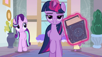 Twilight trotting with the EEA guidebook S8E1