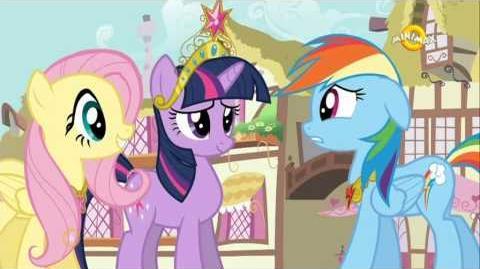Én kicsi pónim Varázslatos barátság III évad 13 rész Zene 4
