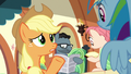 """Applejack """"we went and ruined what was fun"""" S6E18.png"""