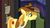 Braeburn -no sign of 'em anywhere!- S5E6