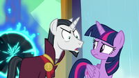 Chancellor Neighsay -it is not a school!- S8E2