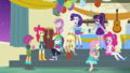 Equestria Girls and CMC at the after party CYOE10a.png