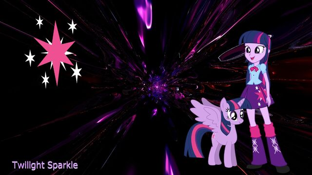 filefanmade twilight sparkle wallpaperjpg