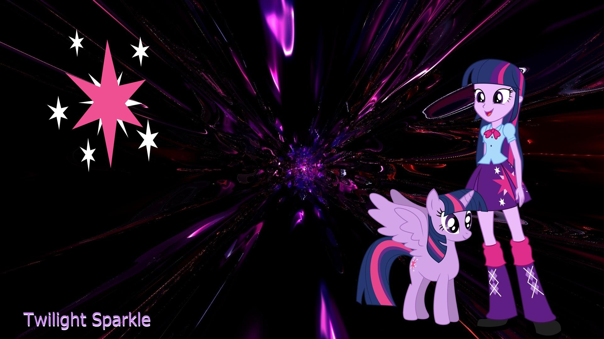 FANMADE Twilight Sparkle Wallpaper
