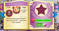 Fashionable Unicorn album page MLP mobile game.png