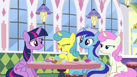 Lemon Hearts says it's good to see Twilight S5E12