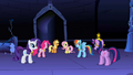 Main 6 ponies victorious S1E2.png