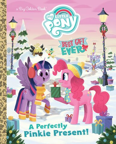 File:My Little Pony Best Gift Ever - A Perfectly Pinkie Present! cover.jpg