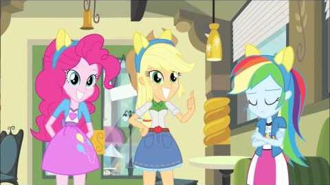 My Little Pony Equestria Girls Official Trailer 2 1080p - Today is the day!
