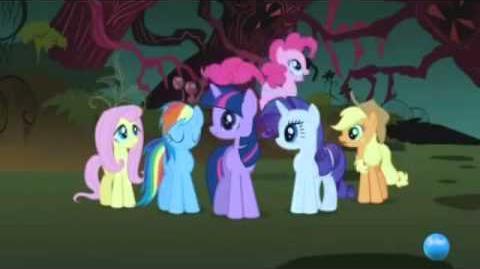 vídeo my little pony friendship is magic no fear song español