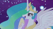 Princess Celestia -good call, Celestia!- S7E10