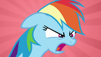 Rainbow Dash fed up -that's it!- S8E20