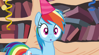 Rainbow Dash has an idea S4E04