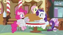 Rarity, Pinkie & Fluttershy S2E23