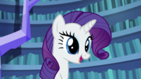 "Rarity ""I've heard in ages"" S5E21"