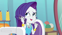 "Rarity ""it's not that I'm..."" EGROF"
