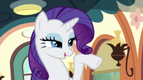 Rarity 'for the Equestria Games' S4E10