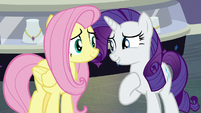 Rarity -we prefer it coming from- S8E4