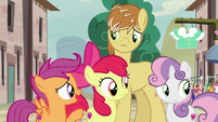 "Scootaloo ""I don't think Big Mac's ready to leave"" S7E8"