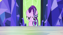 Starlight Glimmer feeling embarrassed S6E25