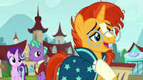 "Sunburst ""I need to find my own way"" S8E8"